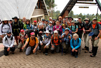Kilimanjaro Trailhead Group shot