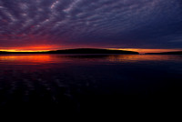 "Apostle Island Sunset (Prints from $35 to $110) Click ""add to cart"" for price list"